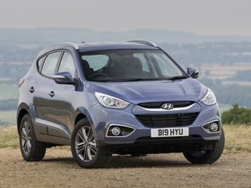 Ver foto 8 de Hyundai ix35 UK 2013