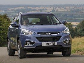 Ver foto 13 de Hyundai ix35 UK 2013