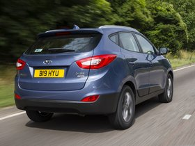 Ver foto 12 de Hyundai ix35 UK 2013
