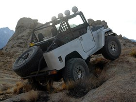 Ver foto 2 de Icon Toyota Land Cruiser BAJA 1000 Limited Edition FJ40 2008