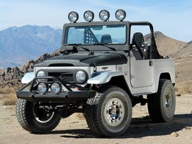 Fotos de Icon Toyota Land Cruiser BAJA 1000 Limited Edition FJ40 2008
