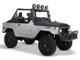 Ver foto 7 de Icon Toyota Land Cruiser BAJA 1000 Limited Edition FJ40 2008