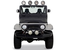 Ver foto 5 de Icon Toyota Land Cruiser BAJA 1000 Limited Edition FJ40 2008