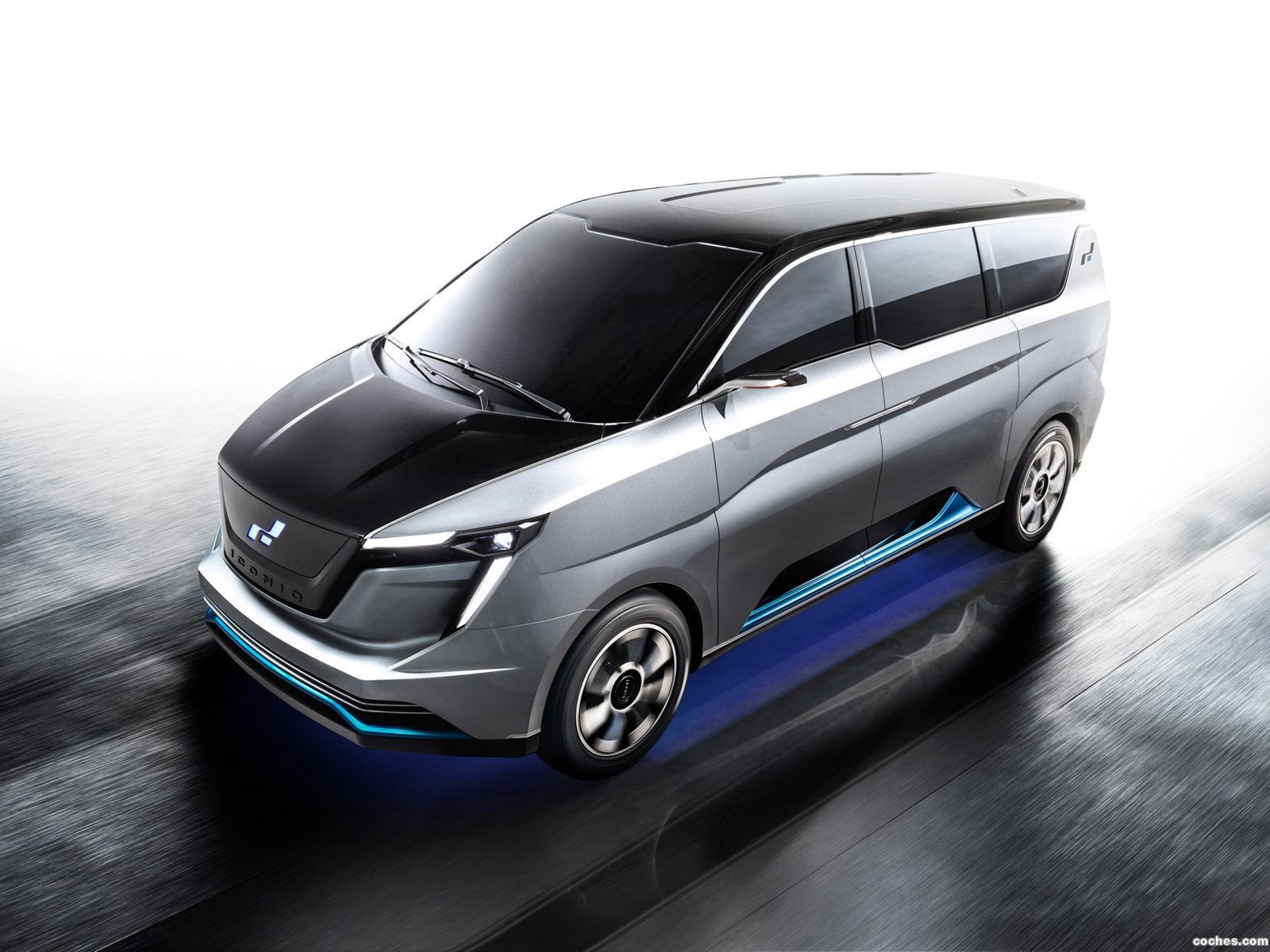 Foto 3 de Iconiq Motors Seven 2016