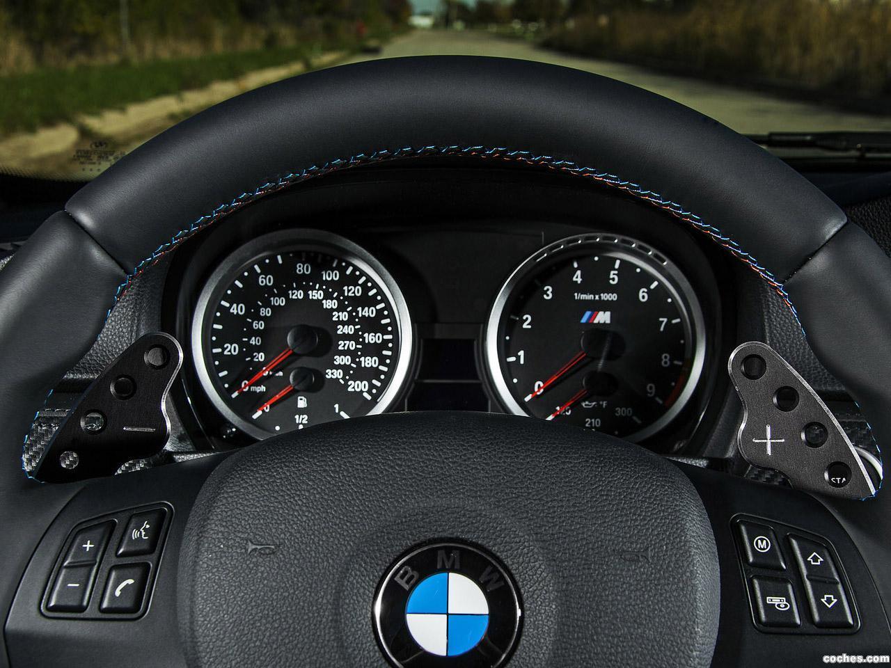 Foto 3 de BMW IND Distribution Serie 3 M3 Frozen Black E92 2013