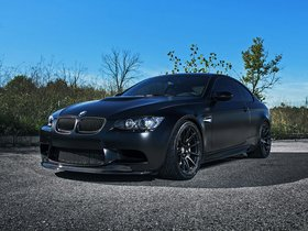Ver foto 1 de BMW IND Distribution Serie 3 M3 Frozen Black E92 2013