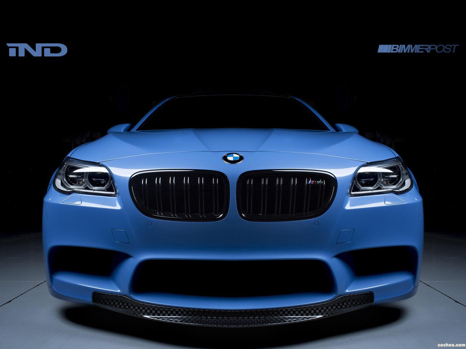 Foto 0 de IND Distribution BMW Serie 5 M5 F10 2014