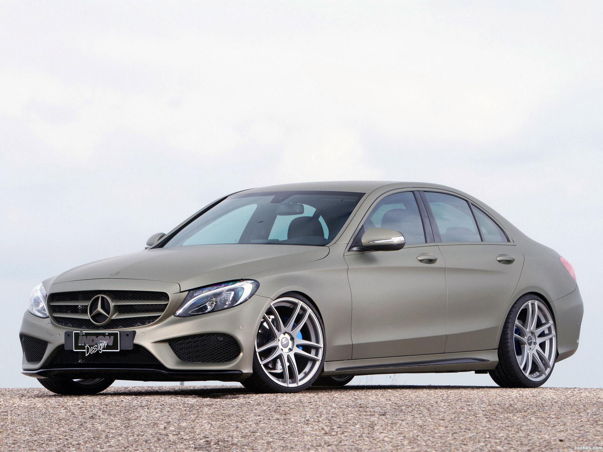Foto 0 de Inden Design Mercedes Clase C AMG Line 2014