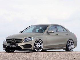 Fotos de Inden Design Mercedes Clase C AMG Line 2014