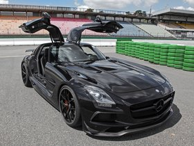 Fotos de Inden Design Mercedes SLS 63 AMG Black Series C197 2017
