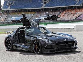 Ver foto 9 de Inden Design Mercedes SLS 63 AMG Black Series C197 2017