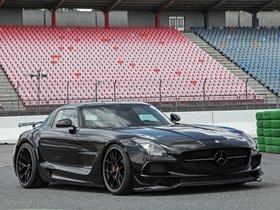 Ver foto 4 de Inden Design Mercedes SLS 63 AMG Black Series C197 2017