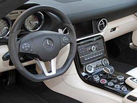 Ver foto 6 de Inden Design Mercedes SLS 63 AMG Roadster R197 2013