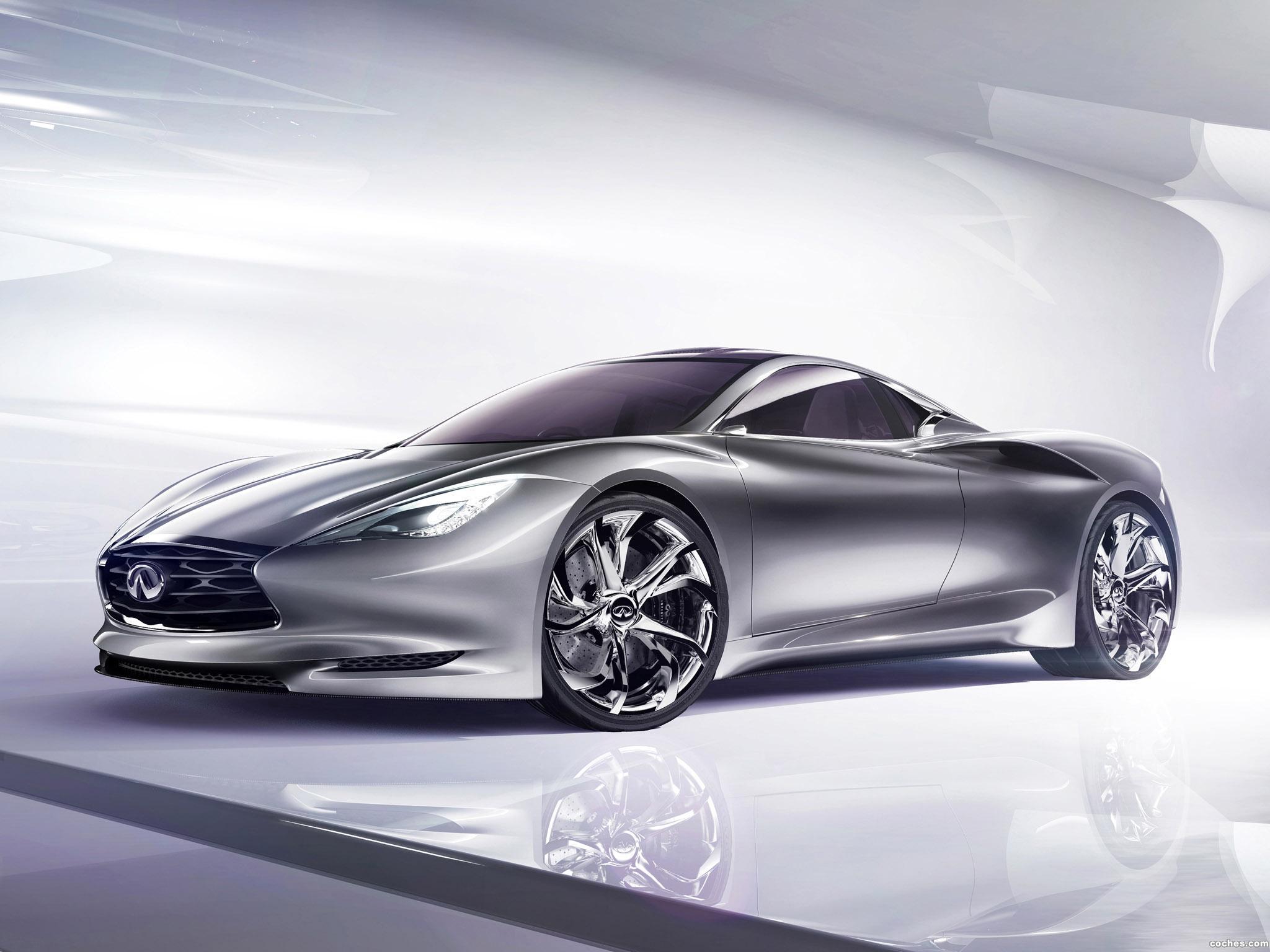 Foto 0 de Infiniti Emerg-E Concept 2012