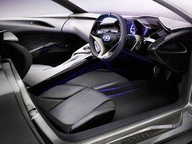 Ver foto 8 de Infiniti Emerg-E Concept 2012