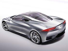 Ver foto 7 de Infiniti Emerg-E Concept 2012