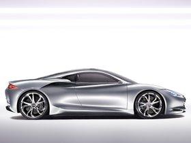 Ver foto 6 de Infiniti Emerg-E Concept 2012