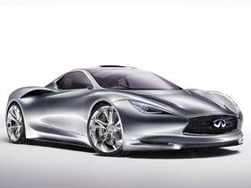 Ver foto 5 de Infiniti Emerg-E Concept 2012