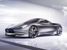 Ver foto 1 de Infiniti Emerg-E Concept 2012