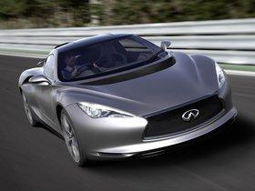 Ver foto 9 de Infiniti Emerg-E Concept 2012