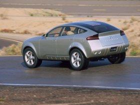Ver foto 5 de Infiniti FX 45 Concept 2001
