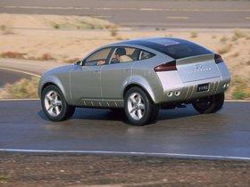 Ver foto 11 de Infiniti FX 45 Concept 2001