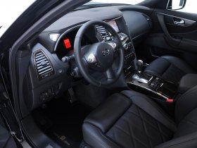 Ver foto 3 de Infiniti FX 50S Concept Car by CRD 2009