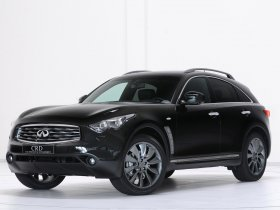Fotos de Infiniti FX 50S Concept Car by CRD 2009
