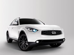 Fotos de Infiniti FX50 S Limited Edition 2010