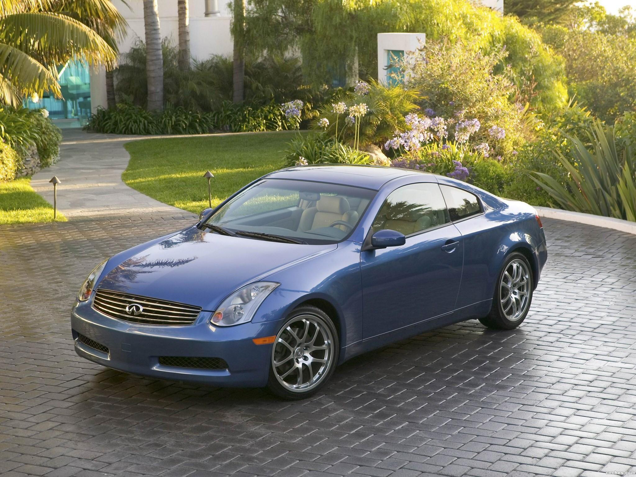 Foto 0 de Infiniti G35 Coupe 2003