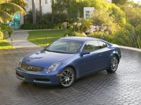 Fotos de Infiniti G35 Coupe 2003