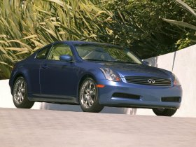 Ver foto 12 de Infiniti G35 Coupe 2003