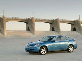 Ver foto 10 de Infiniti G35 Sedan 2003