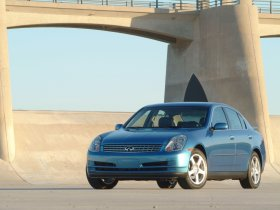 Ver foto 9 de Infiniti G35 Sedan 2003