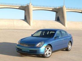 Ver foto 8 de Infiniti G35 Sedan 2003