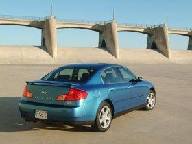 Ver foto 5 de Infiniti G35 Sedan 2003