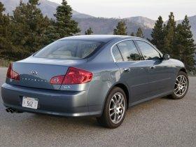 Ver foto 22 de Infiniti G35 Sedan 2003
