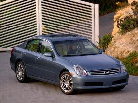 Ver foto 1 de Infiniti G35 Sedan 2003