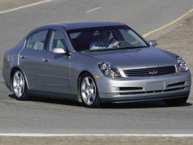 Ver foto 15 de Infiniti G35 Sedan 2003