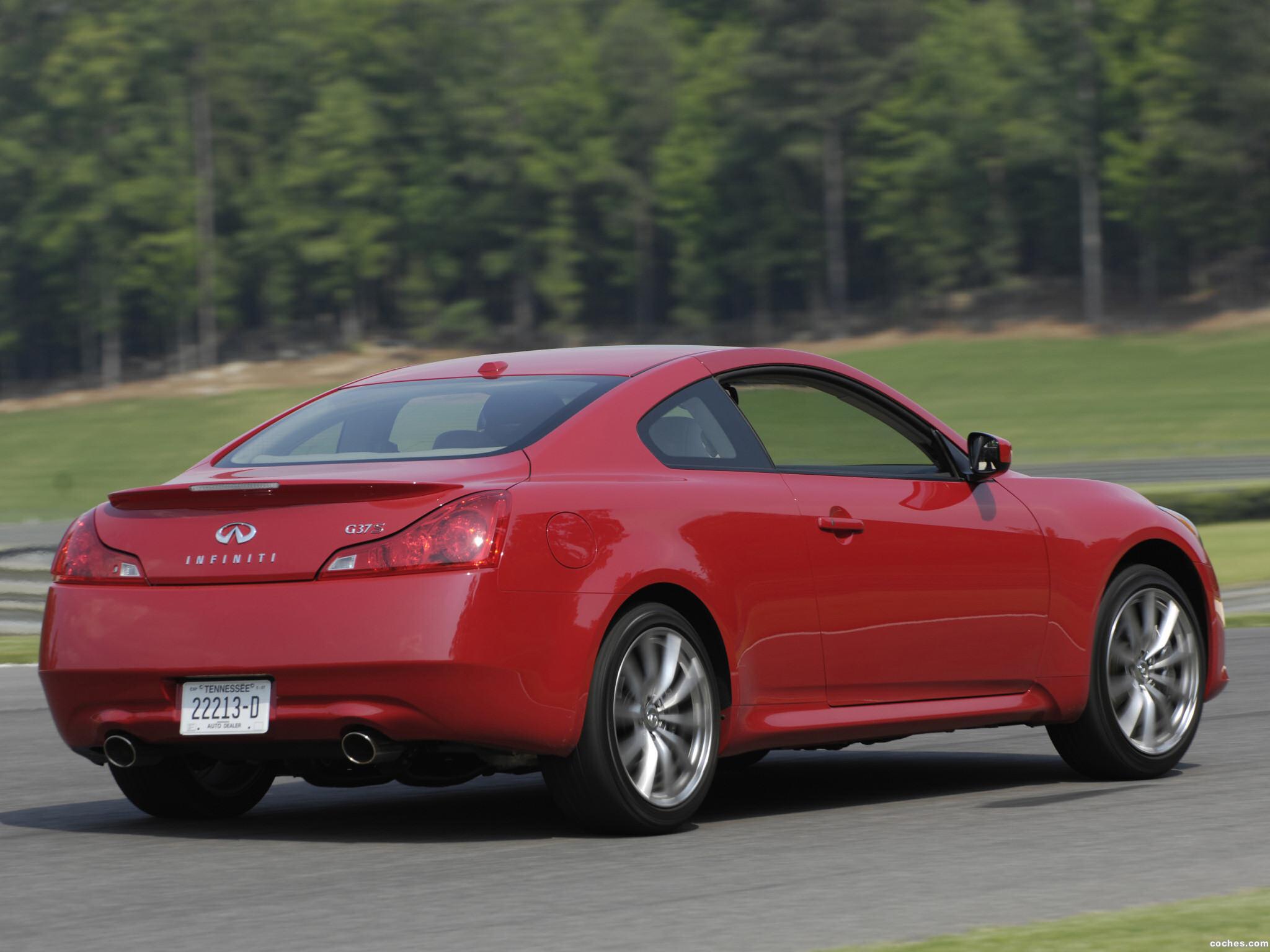 Foto 4 de Infiniti G37 Coupe 2008