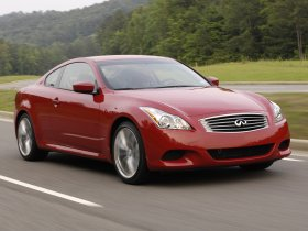 Fotos de Infiniti G37 Coupe 2008