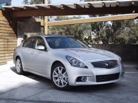 Fotos de Infiniti G37 Sedan USA 2010