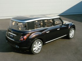 Ver foto 3 de Infiniti Kuraza Concept 2005