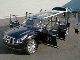 Ver foto 8 de Infiniti Kuraza Concept 2005