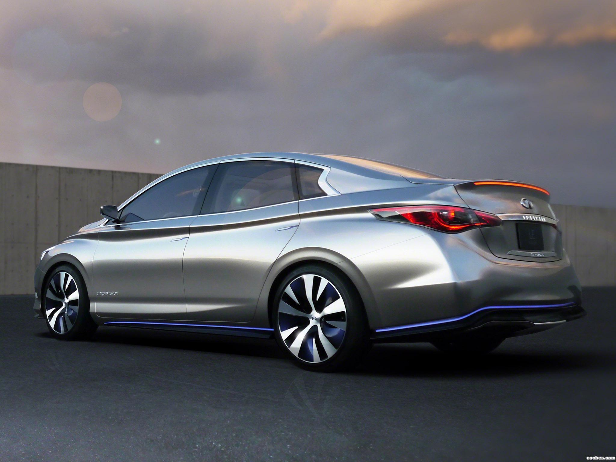 Foto 3 de Infiniti LE Electric Car Concept 2012