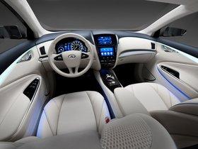 Ver foto 9 de Infiniti LE Electric Car Concept 2012