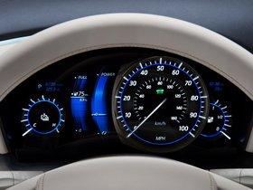 Ver foto 8 de Infiniti LE Electric Car Concept 2012