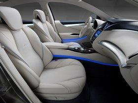 Ver foto 6 de Infiniti LE Electric Car Concept 2012