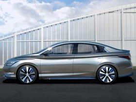 Ver foto 2 de Infiniti LE Electric Car Concept 2012