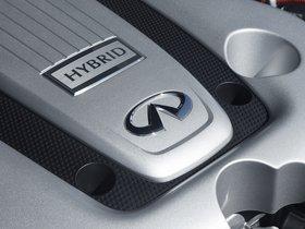 Ver foto 5 de Infiniti M Hybrid 2011